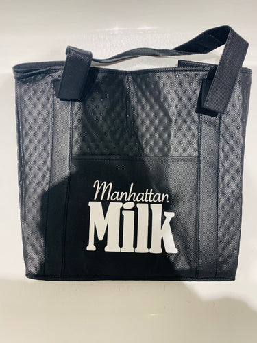 Manhattan Milk Insulated Bag