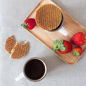 Rip Van Wafels Snack Wafels, Dutch Caramel & Vanilla, 12 Count, 13.92 oz (PACKAGING MAY VARY): Amazon.com: Grocery & Gourmet Food