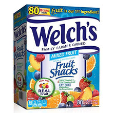 Load image into Gallery viewer, WELCHS Mixed Fruit Snacks