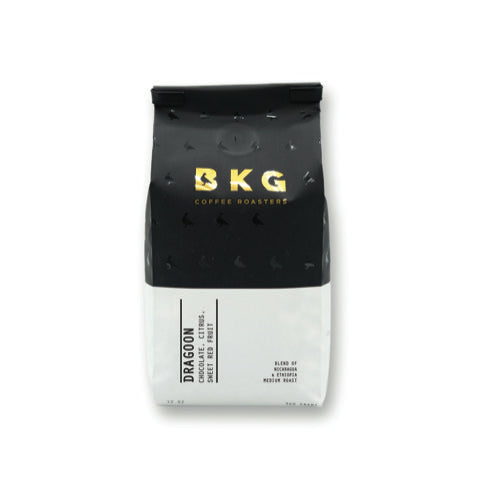 BKG Coffee Roasters Dragoon Blend
