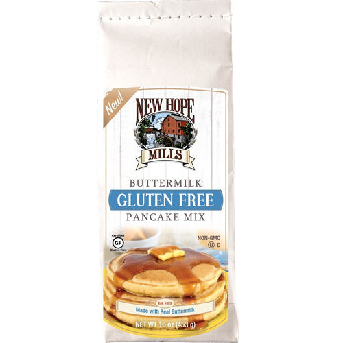 New Hope Gluten Free Buttermilk Pancake Mix