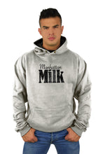 Load image into Gallery viewer, Grey Manhattan Milk Sweatshirt