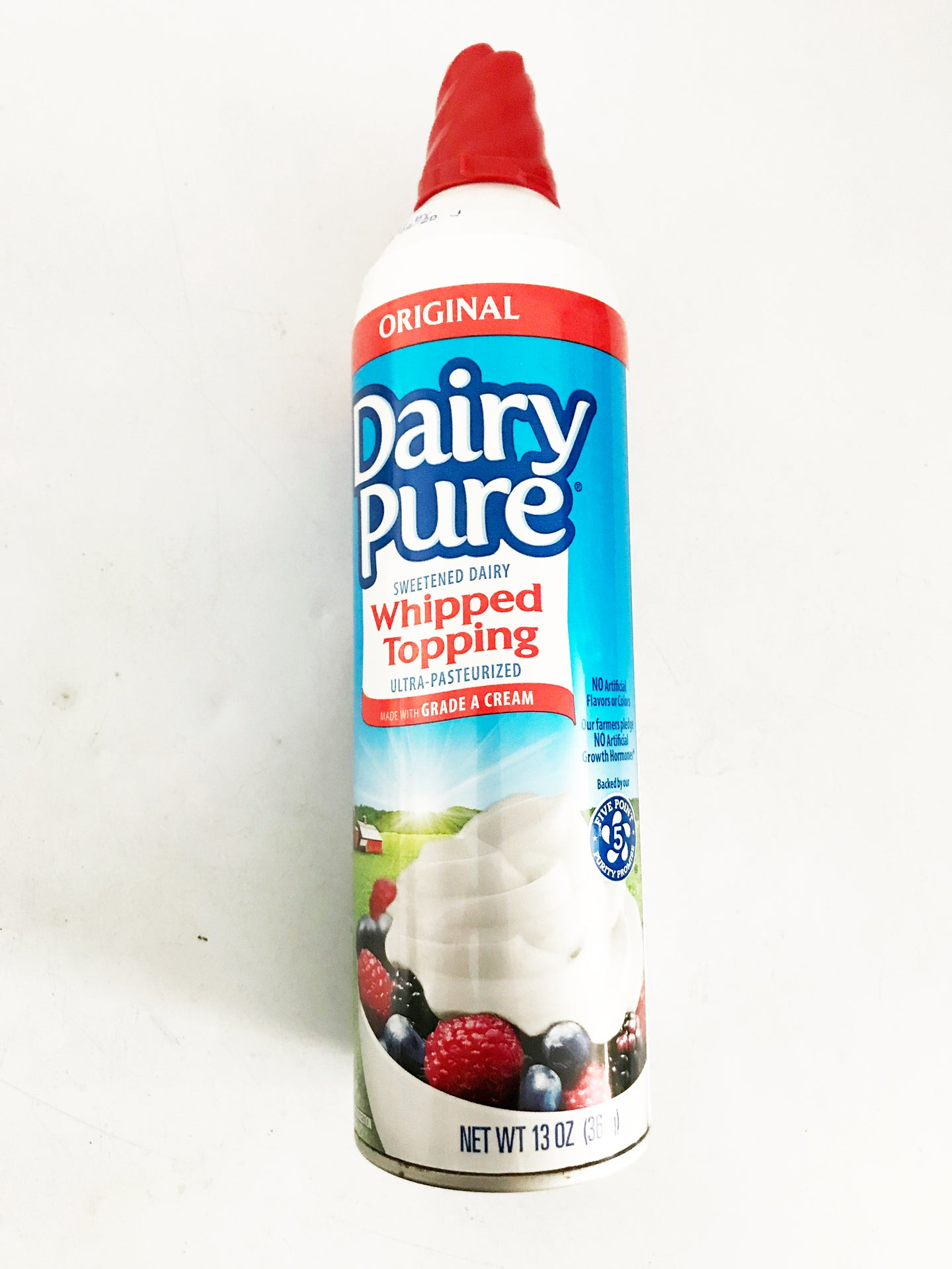 Dairy Pure Whipped Topping