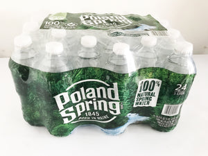 Poland Spring 24 Pack, 16.9 oz