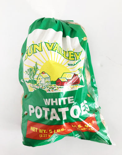 Sun Valley White Potatoes