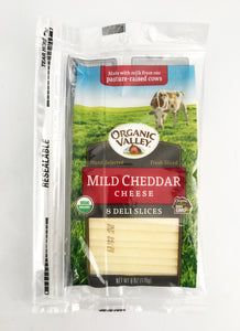 Organic Valley Mild Cheddar Cheese
