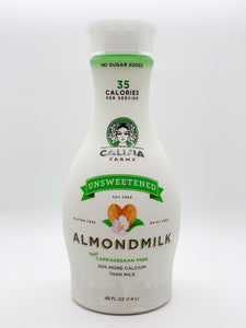 Califia Farms Almond Milk Unsweetened
