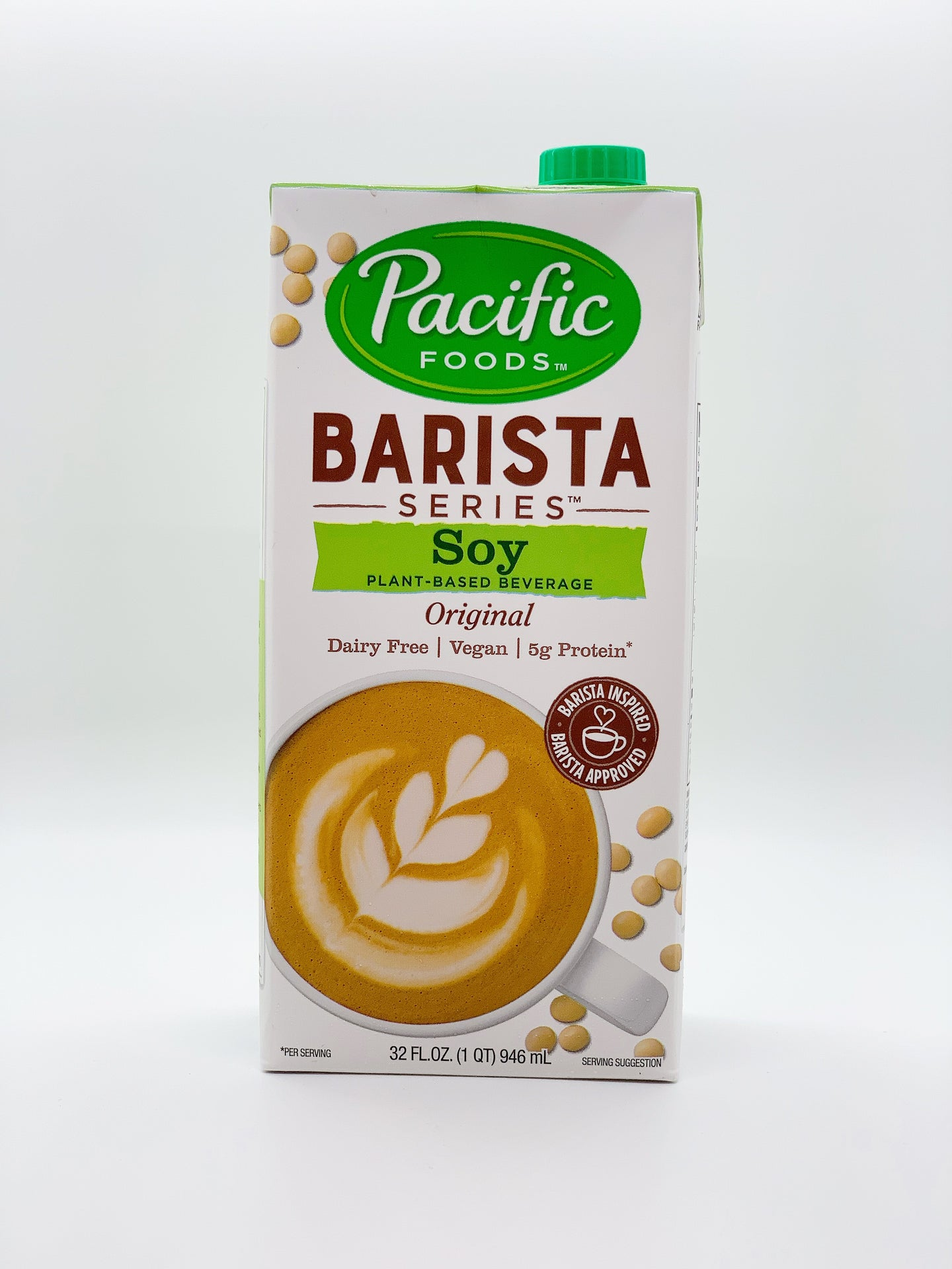 Pacific Soy Barista Blend