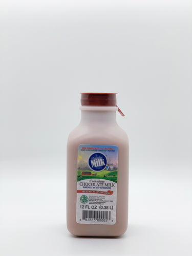 Manhattan Milk Chocolate Milk Creamline Grass-Fed Chuggable