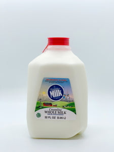 Manhattan Milk Whole Milk Creamline Grass-Fed Quart