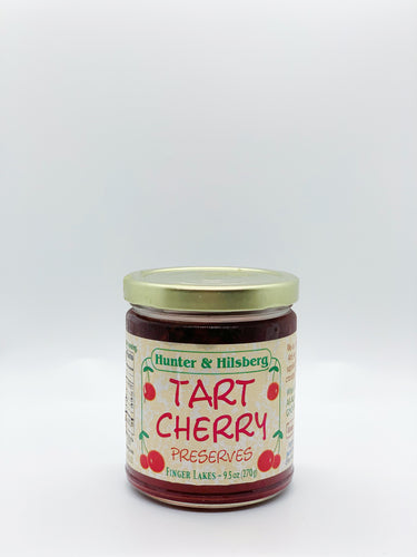 Hunter & Hilsberg Tart Cherry Preserves