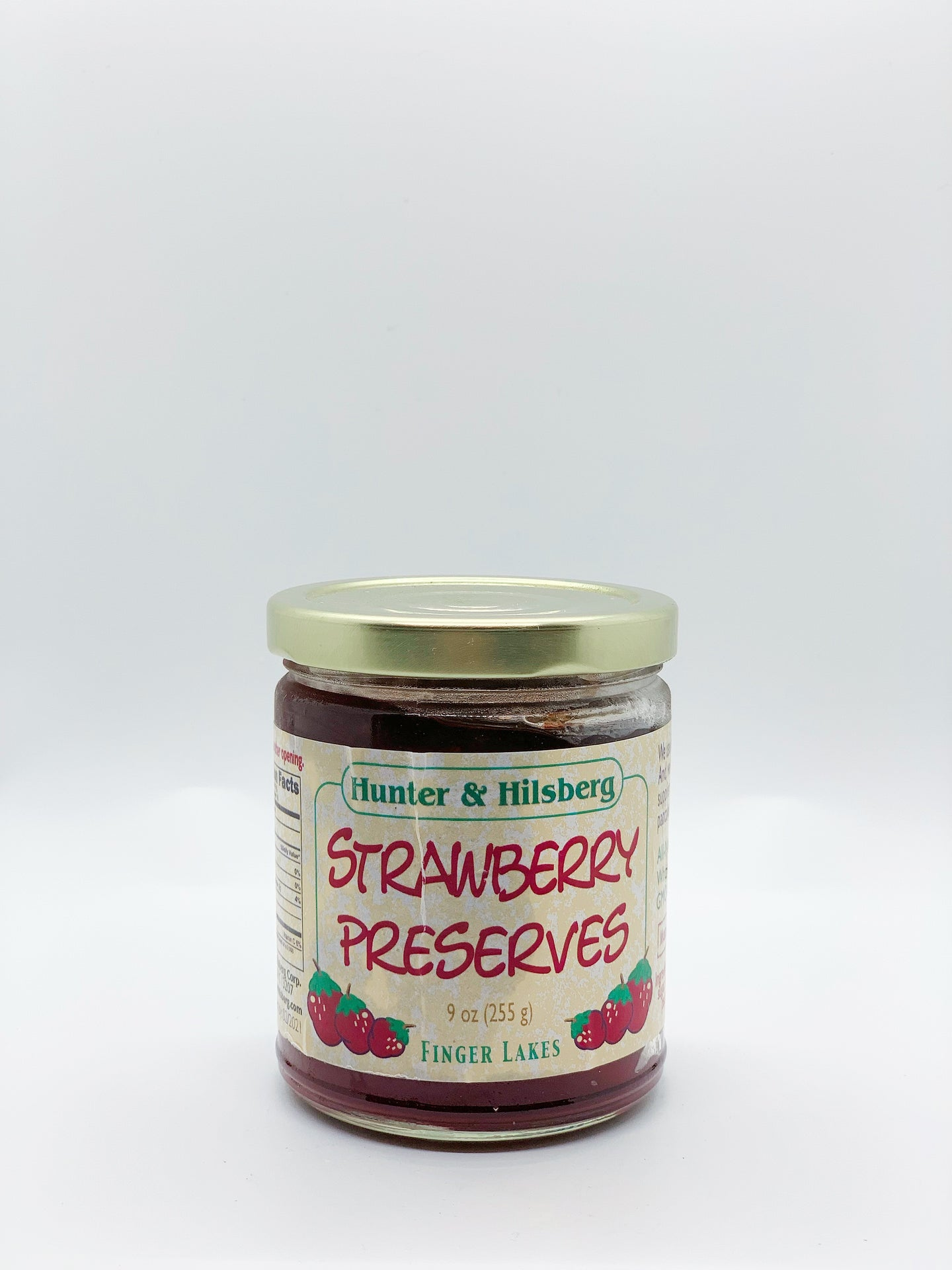 Hunter & Hilsberg Strawberry Preserves