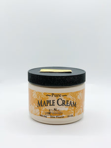 New York State Maple Cream