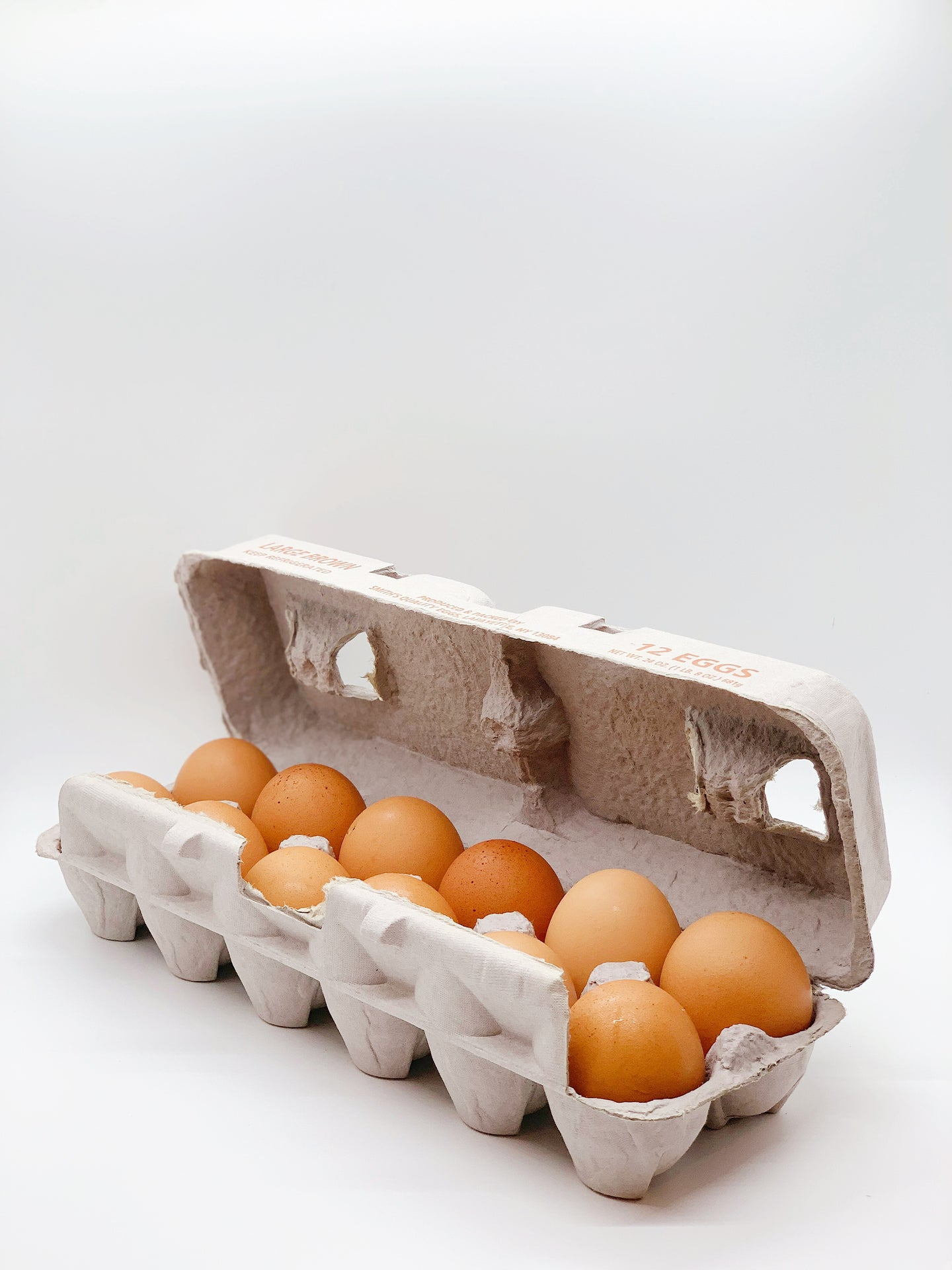 Smith's Quality Brown Large Eggs
