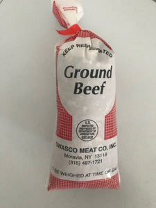 1lb Farm Fresh Ground Beef