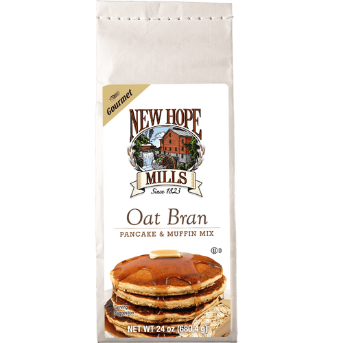 New Hope Oat Bran Pancake Mix