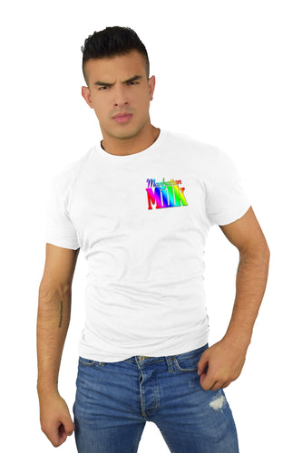 Pride Short Sleeve T-Shirt White