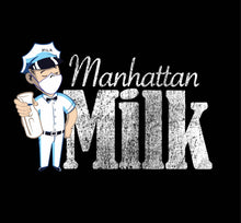 Load image into Gallery viewer, Milkman mask new logo tee