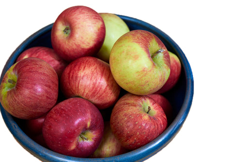 Case of Gala Apples