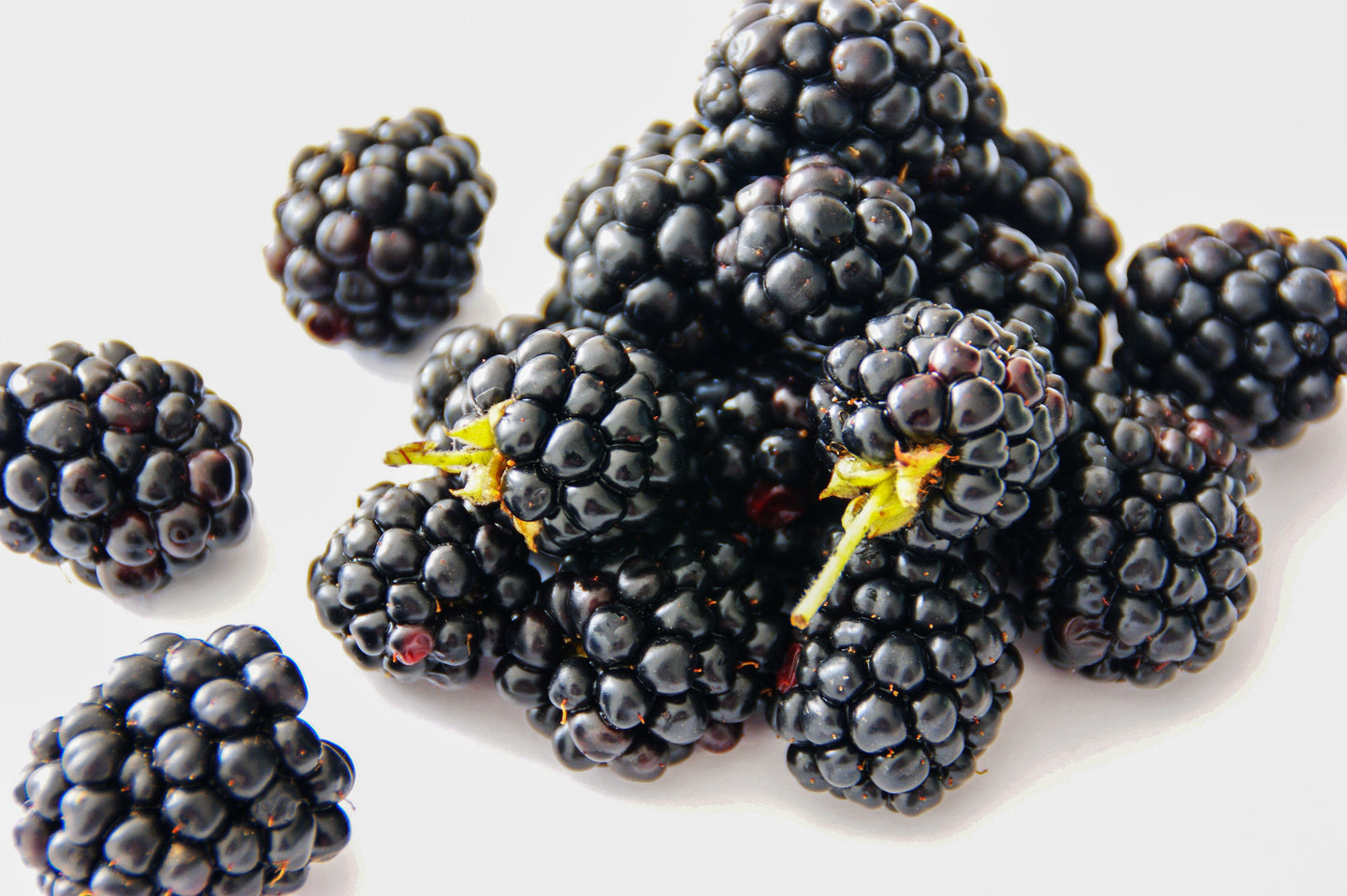 Case of Blackberries