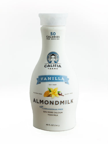 Califia Farms Vanilla Almond Milk