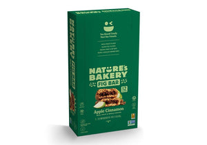 Nature's Bakery Whole Wheat Fig Bars, Original (36 Bars), Packaging May Vary, Non GMO, Vegan Snacks