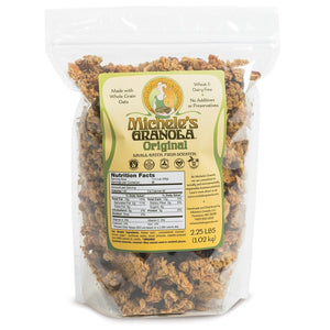 Michele's Granola Original, 2.25 LB Bulk Bag