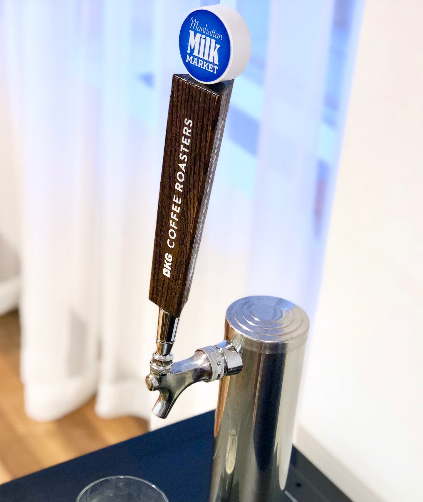 Cold Brew Kegerator for Office