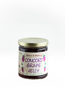 Hunter & Hilsberg Concord Grape Jelly Preserves