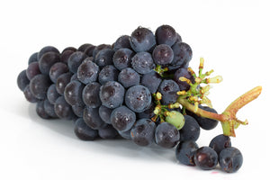 Case of Purple Grapes