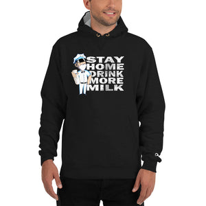 Stay Home Champion Hoodie