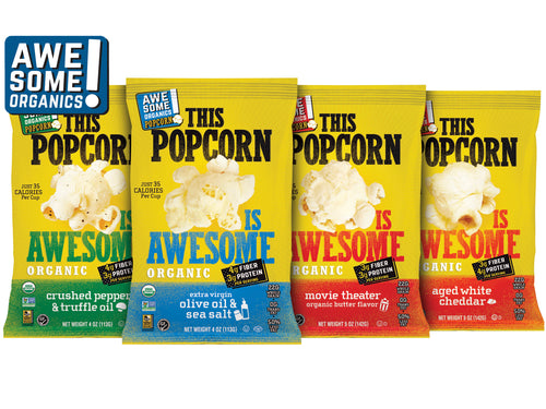 Case of This Popcorn is Awesome