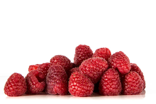 Case of Raspberries