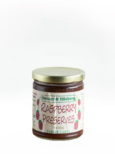 Hunter & Hilsberg Raspberry Preserves