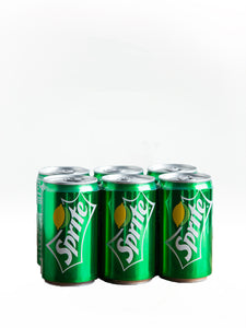 Sprite Minis, 7.5 Oz Cans, 24 Pack