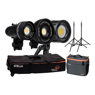 Light & Motion Stella Pro 125 RF Kit
