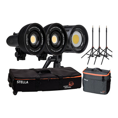 Light & Motion Stella Pro 225 RF Kit
