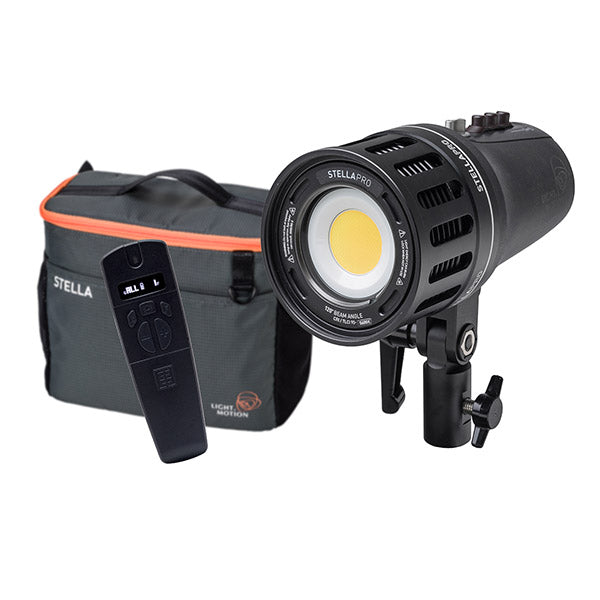 Light & Motion Stella Pro 5000 RF Action Kit