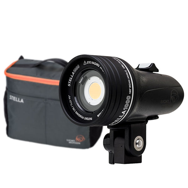 Light & Motion Stella 1000 (5600k) Action Kit