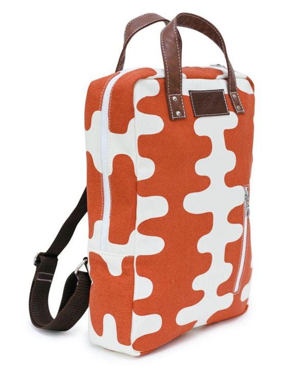 Echo Tangerine Laptop Backpack