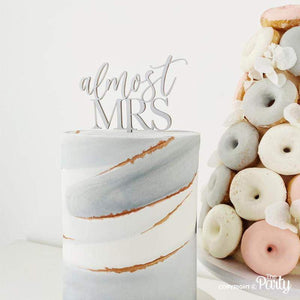 Generic Almost MRS cake topper