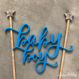 Generic cake topper -  The Party