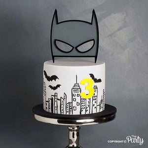 Batman cake topper -  The Party