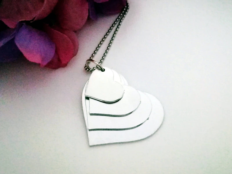 Heart Stacker Necklace