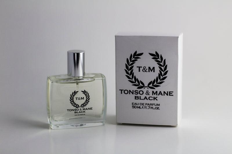 TONSO AND MANE BLACK