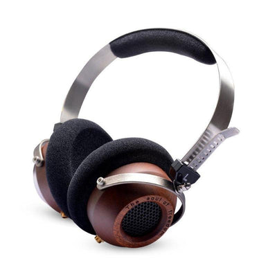 M21 Retro Walnut Headphones