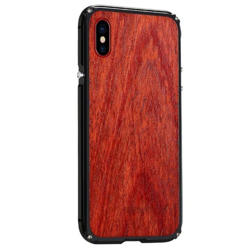 The Wood Selection iPhone X Case