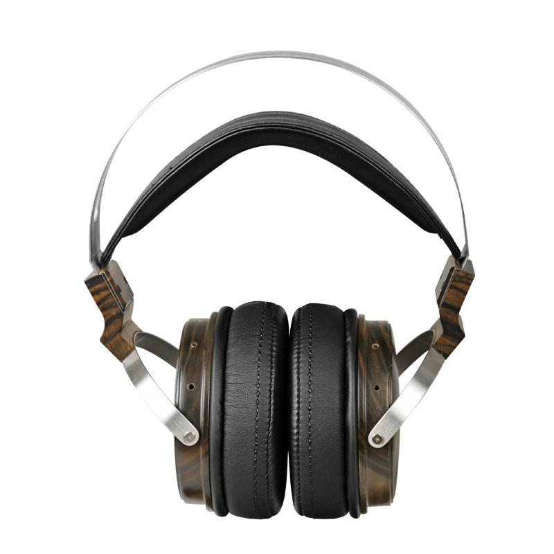 Wooden Hifi Stereo Music Headset