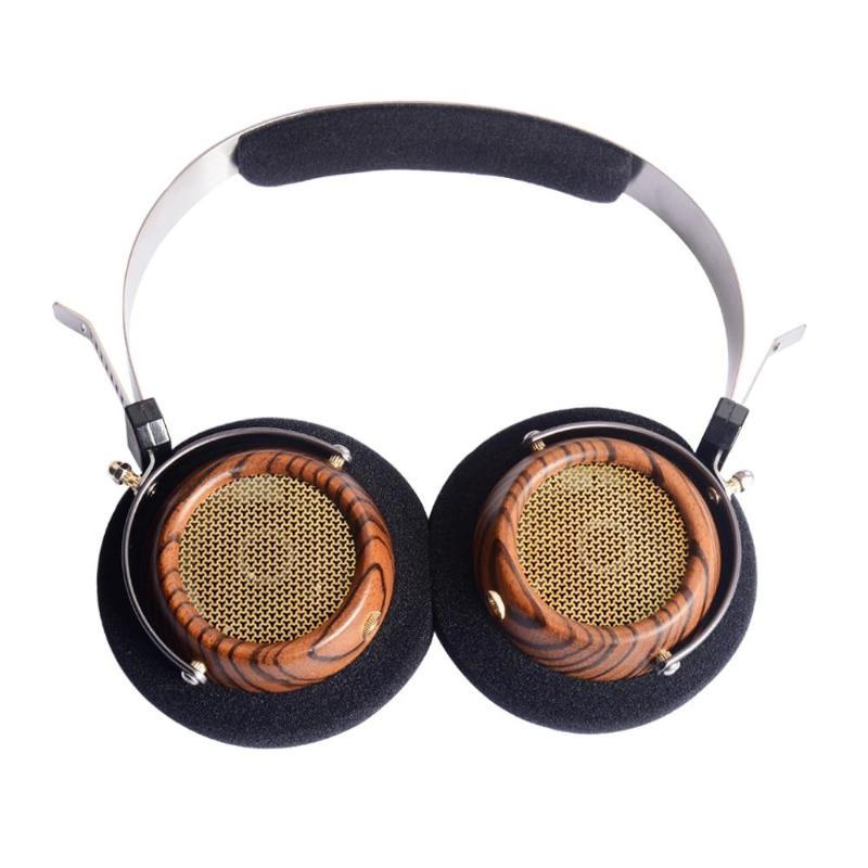 Open Voice HIfi Wooden Headphones