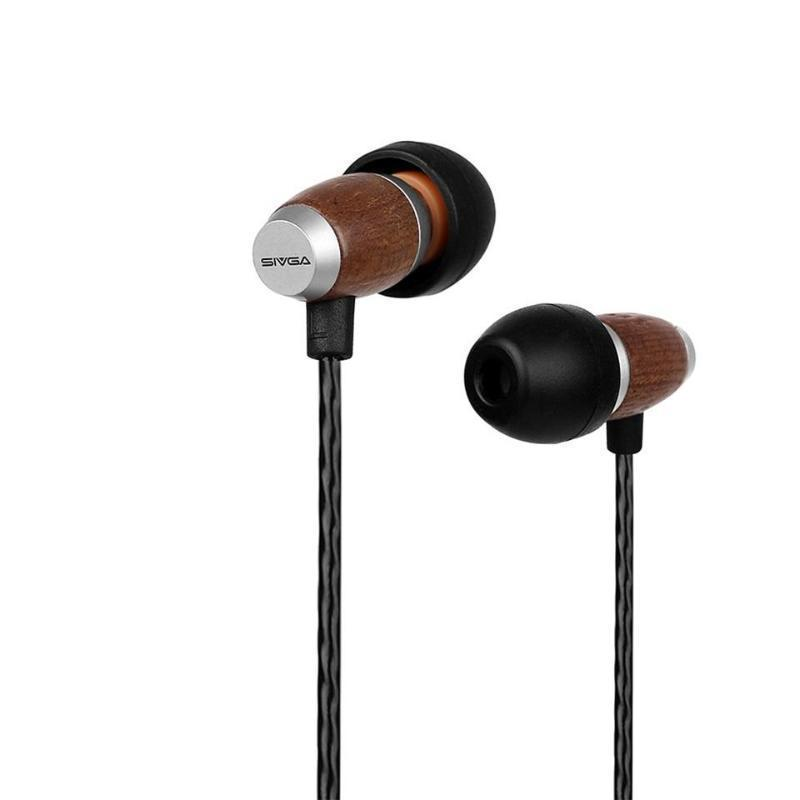 Y007 Rose Wood Earphones